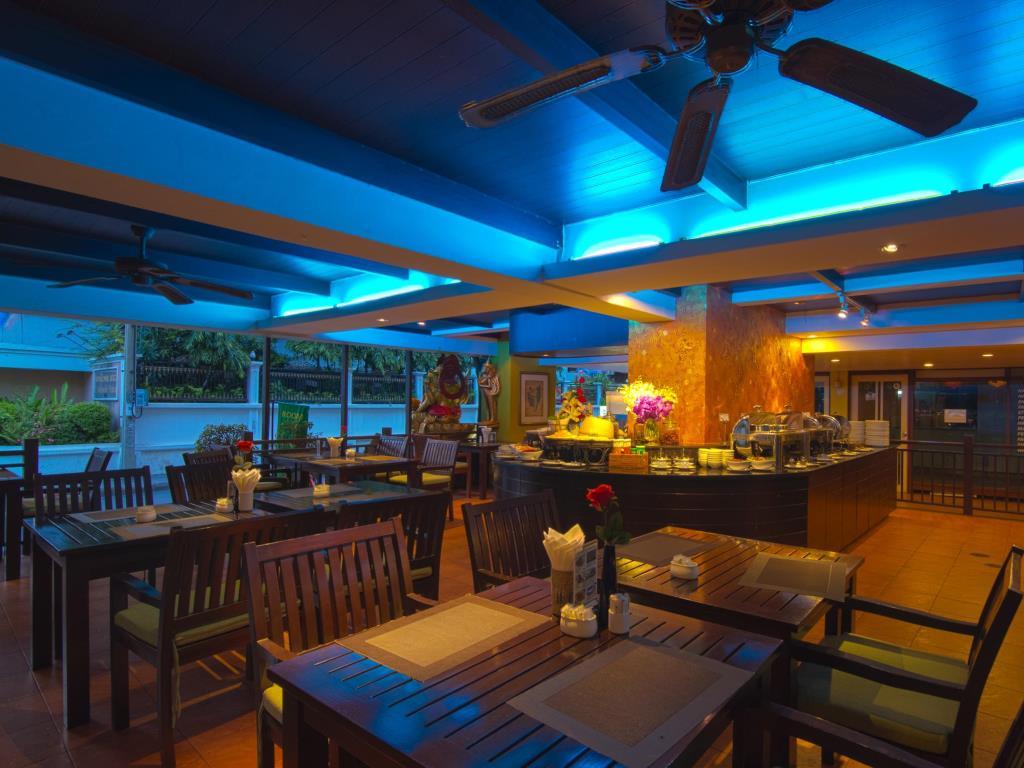 Woraburi Sukhumvit Hotel Restaurant