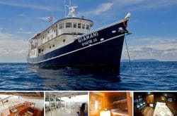 MV Giamani Liveaboard Review: Features, What's Included, Itineraries & Booking Info