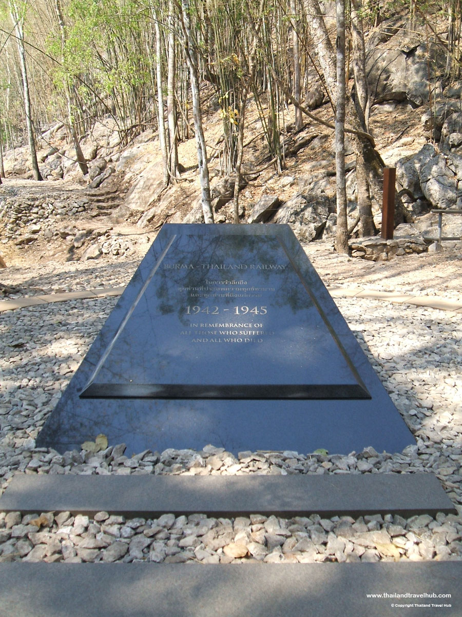 burma thailand railway memorial