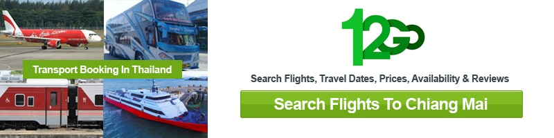 Search Flights To Chiang Mai