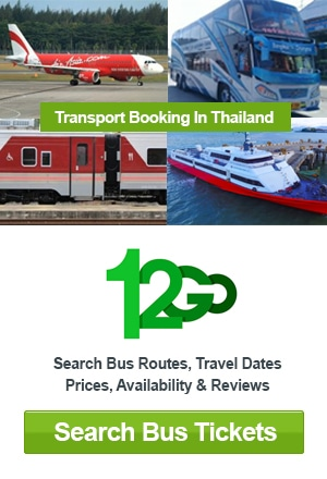 Search Bus Tickets To Phuket