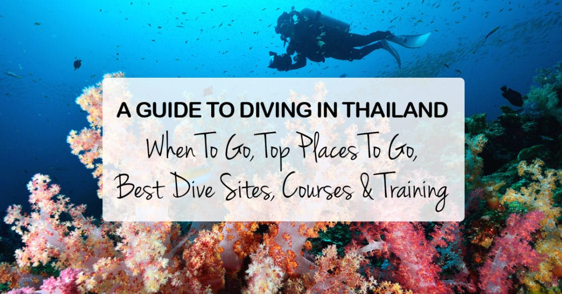 Guide To Diving In Thailand