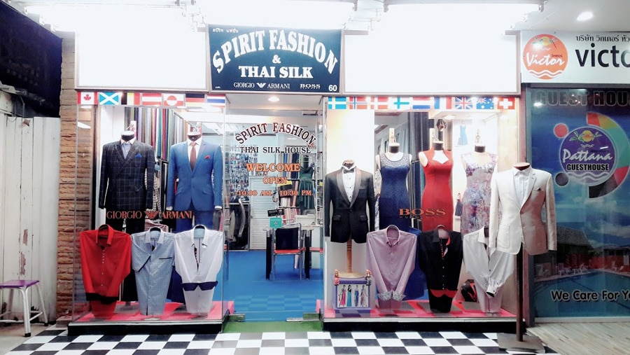 Spirit Fashion And Thai Silk