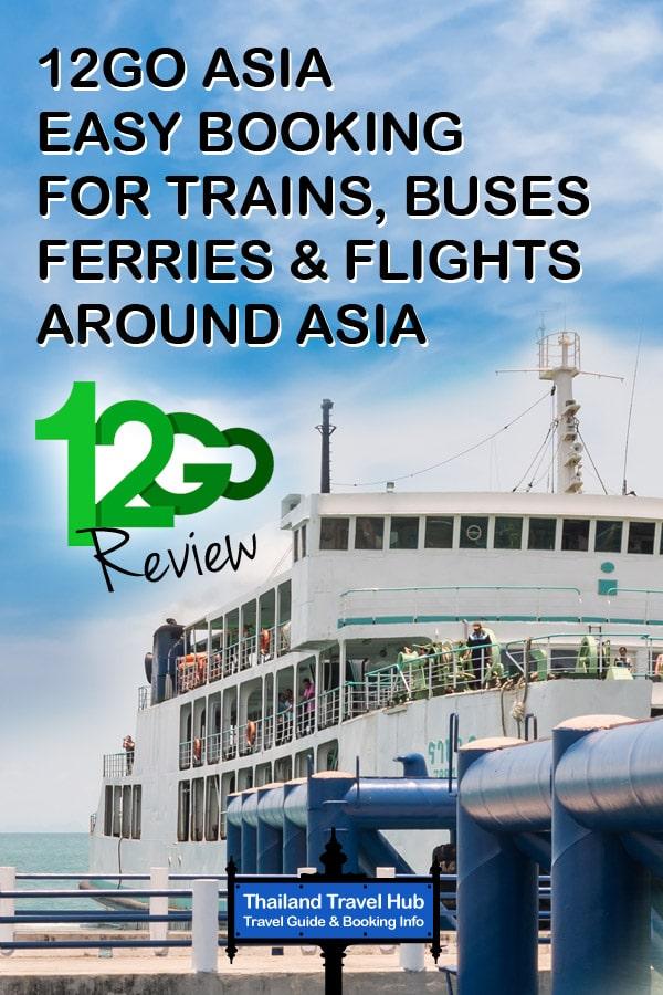 12Go Asia Review