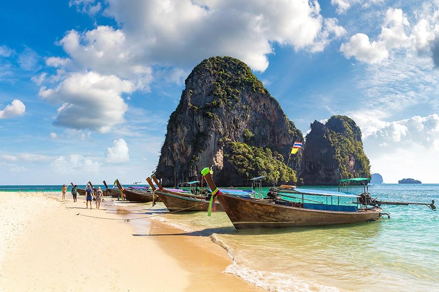 Ao Phra Nang Beach Krabi