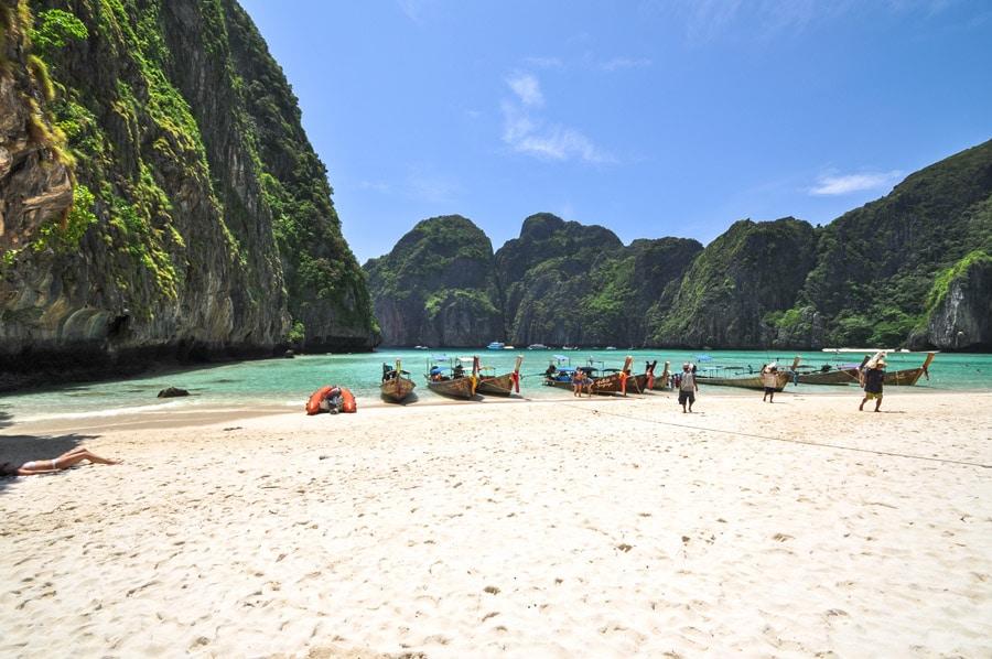 Maya Bay Ko Phi Phi Le