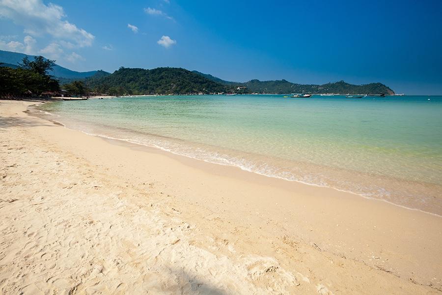 Thong Nai Pan Yai Beach, Koh Phangan