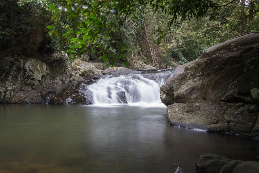 Pa La-U Waterfall Hua Hin