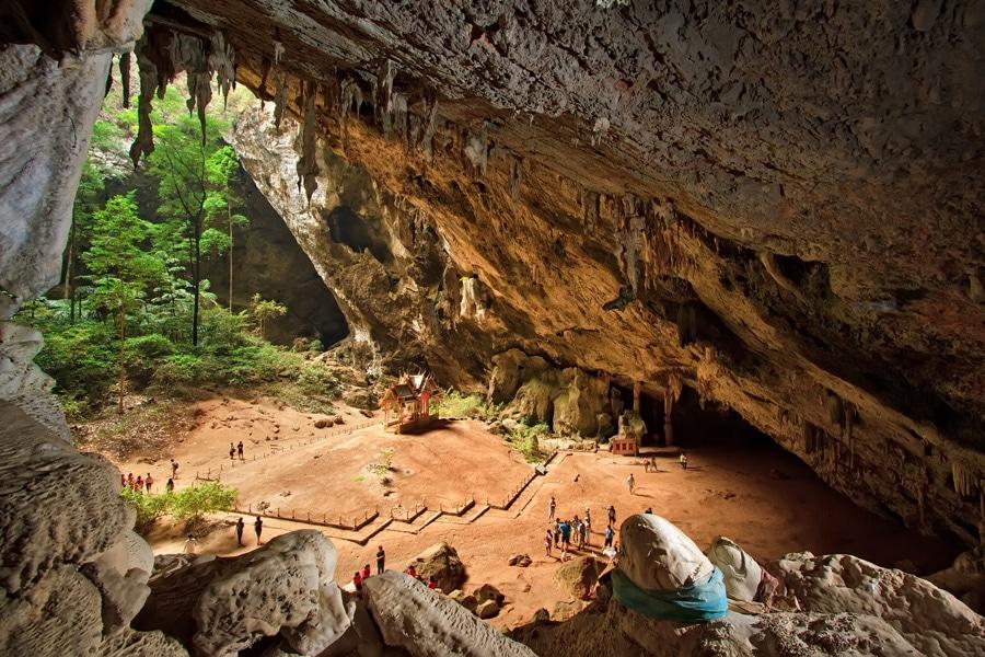 Phraya Nakhon Cave View