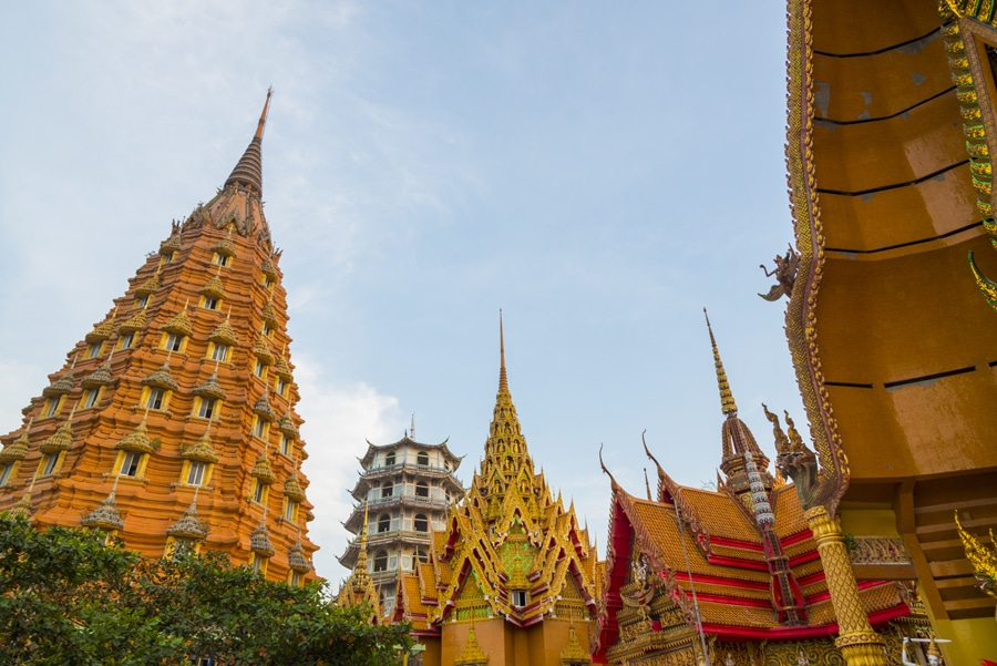 Wat Tham Suea Temple