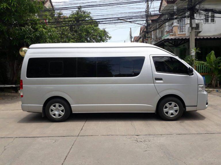 Private Minivan Bangkok to Kanchanaburi