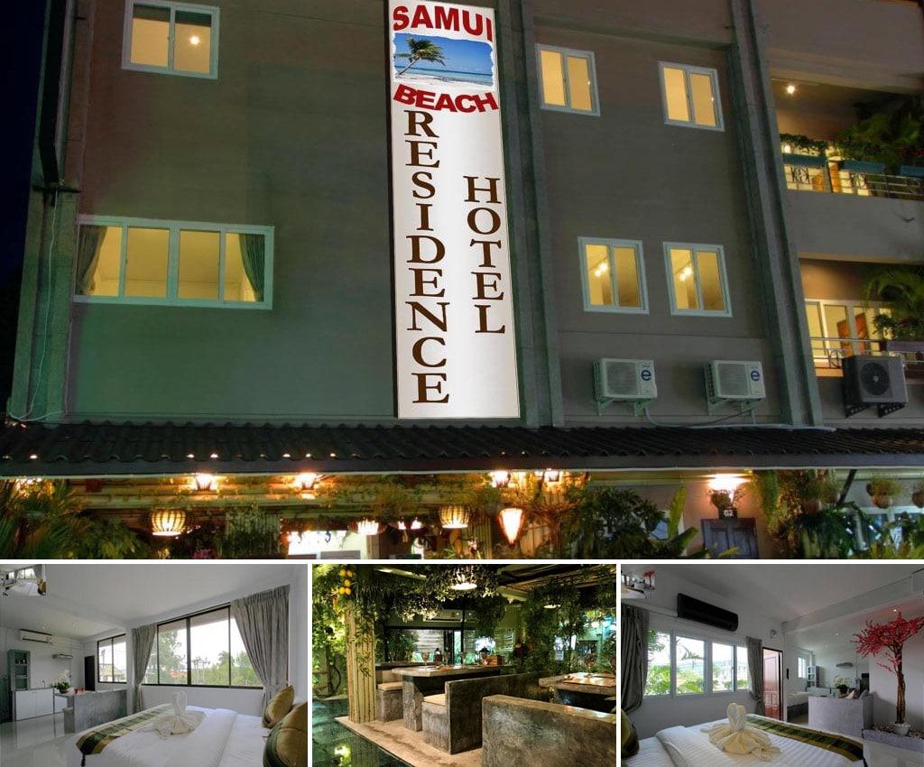 samui beach residence