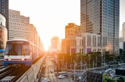 A Travelers Guide To Bangkok's BTS Skytrain