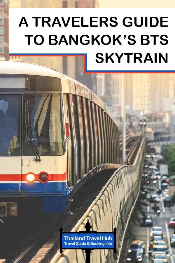 Bangkok BTS Skytrain Guide