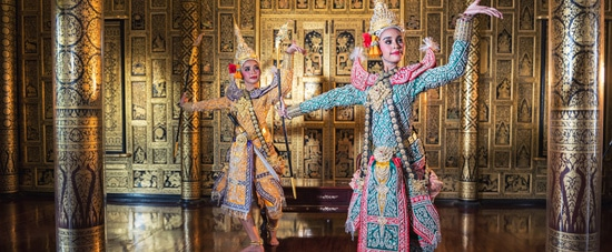 Khon Traditional Thai Dance