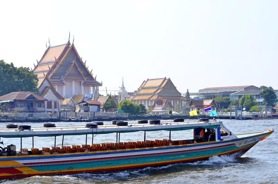 bangkok chao phraya river taxi