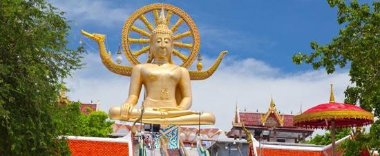 Temples In Koh Samui