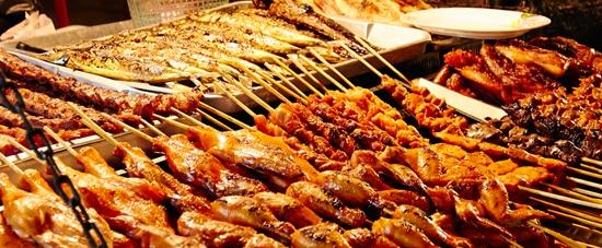 Street Food Hua Hin