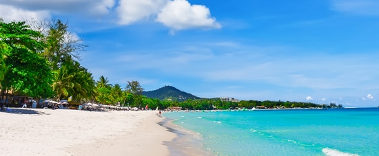 Beaches In Koh Samui