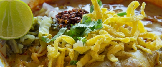Khao Soi Northern Curry