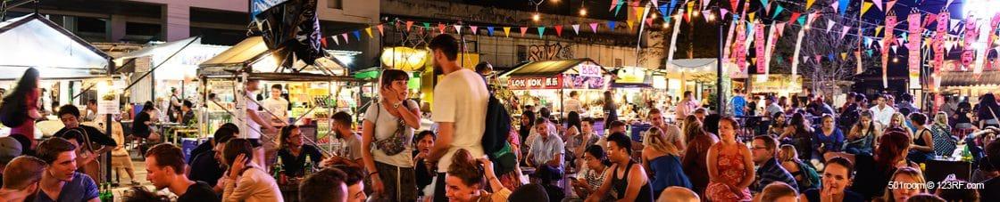 Chiang Mai Night Bazzar