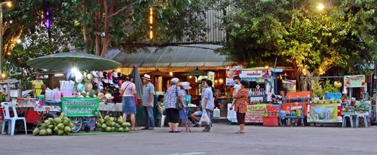 Kanchanaburi Market