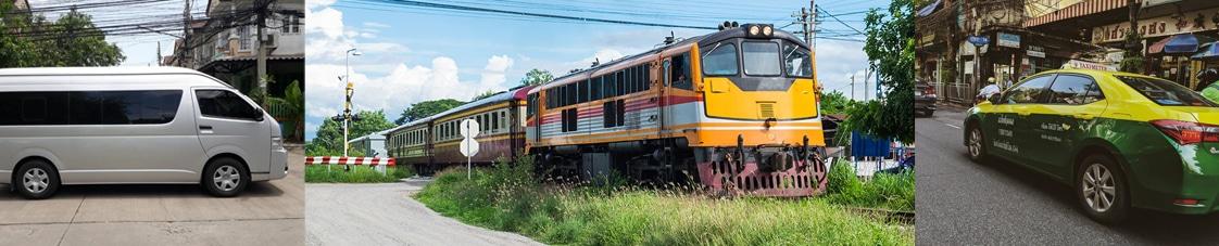 Kanchanaburi Transport