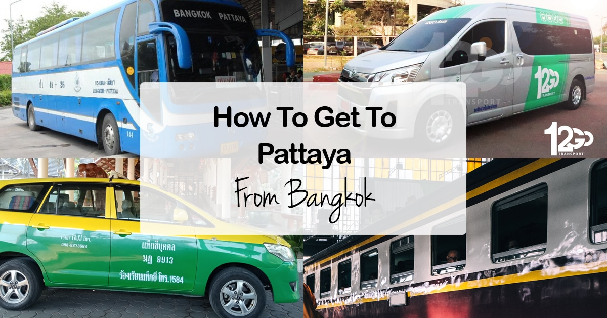 travel bangkok to pattaya