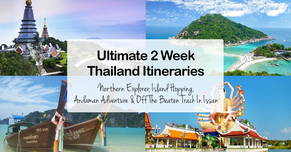 Thailand Itineraries