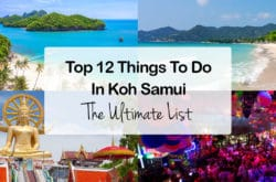 Top 12 Things to Do in Koh Samui: The Ultimate List of Things to See & Do