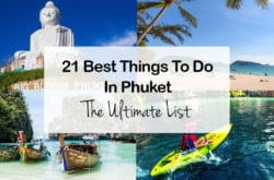 21 Best Things to Do in Phuket: The Ultimate List of Things to See and Do