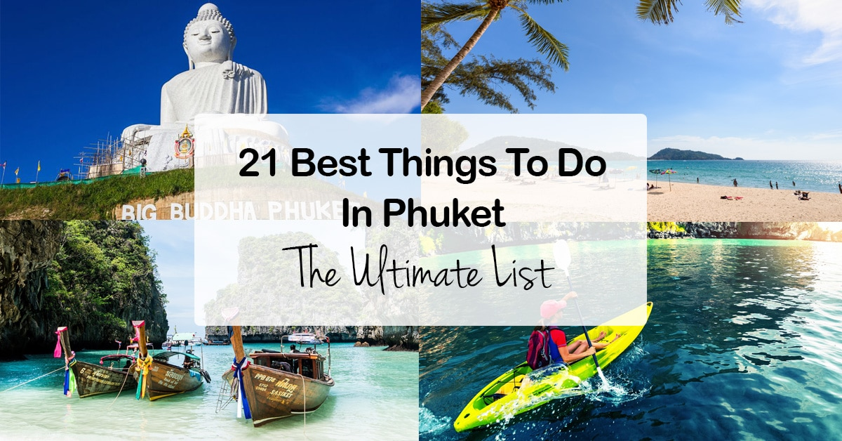 Best Things to Do in Phuket