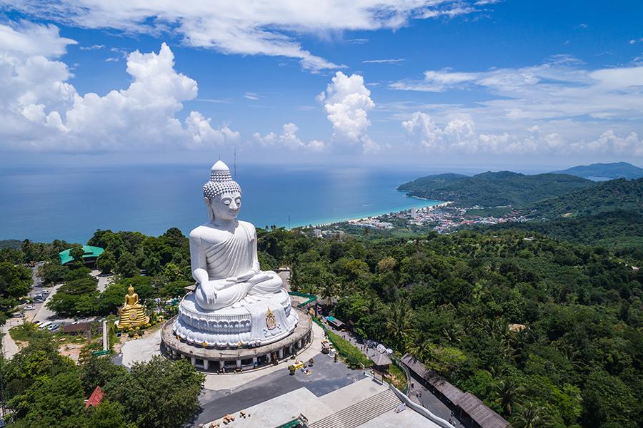 Big Buddha Temple Phuket