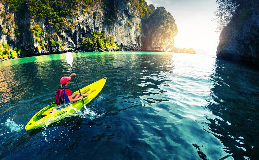 Kayaking Phuket