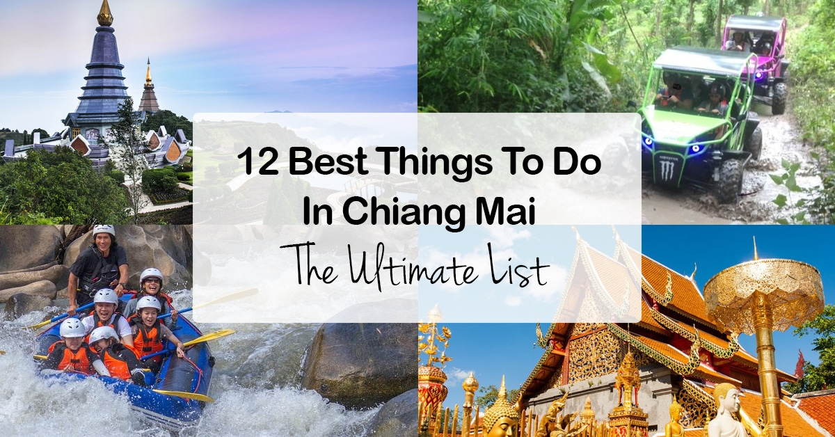best things to do Chiang Mai