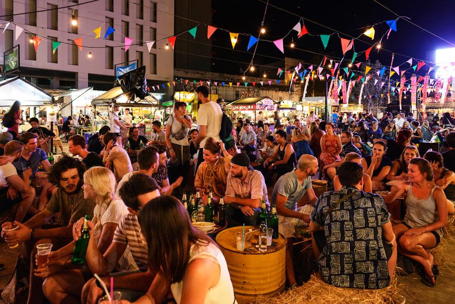 Night Bazzar Chiang Mai